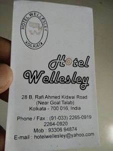 Hotel Wellesley