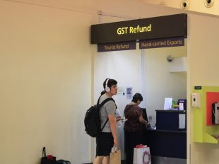 GST Refund From Malaysia